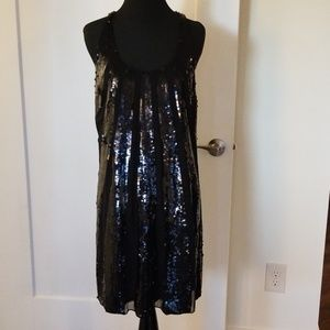 Juicy Couture Sequin Mini Dress